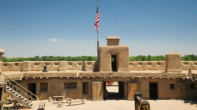 Bents Old Fort ties to early American presence